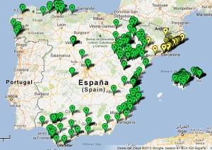 mapa enc esp