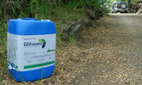 En Argentina se aplican anualmente más de 250 millones de litros de glifosato