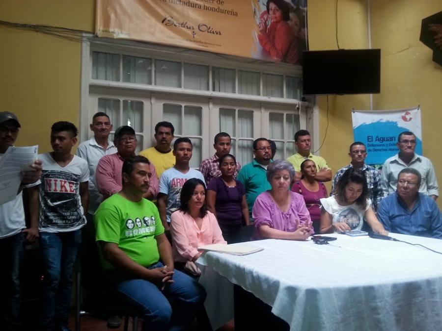Honduras  9 Junio 16