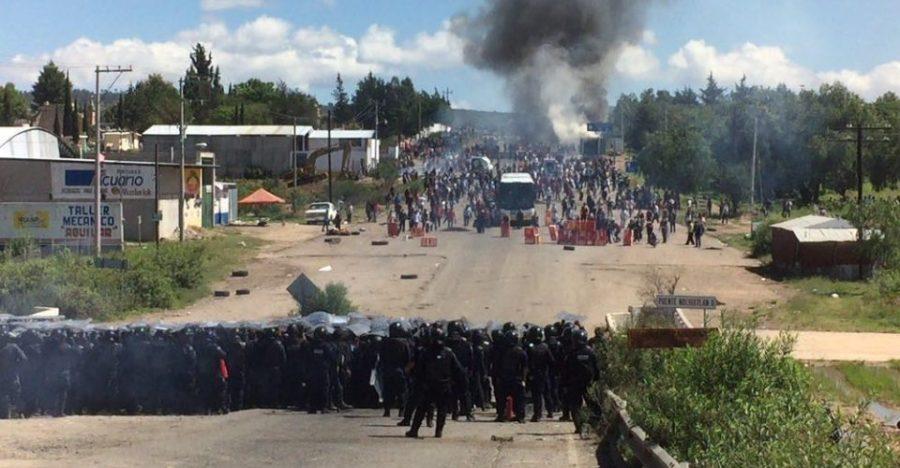 mexico-represion