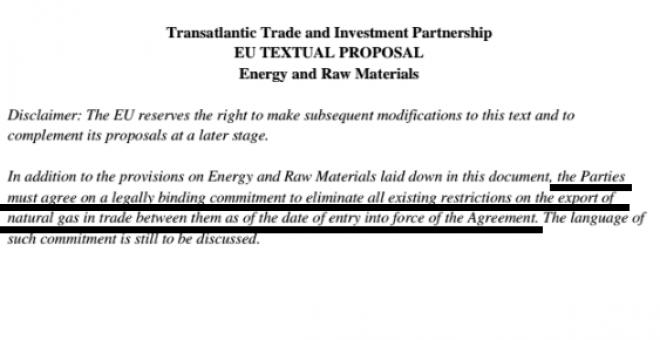 TTIP Energy